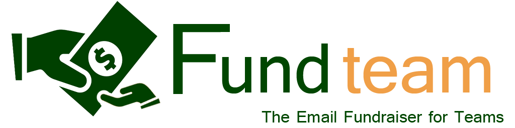 The email fundraiser for teams